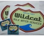 Wildcat Decals