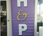 H&P Expo Banner.