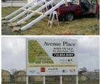 Avenue Place Installation