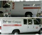 Debner+Company Van