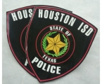 HISD Shield Decal