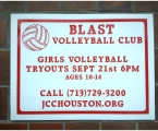 Blast Volleyball